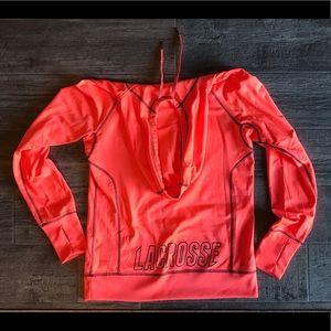 1e00a2e4dac4 Nike Tops - Nike Dri-Fit Knit Women s Lacrosse Hoodie
